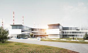 Budynek biurowy Grupy Azoty ZCH Police