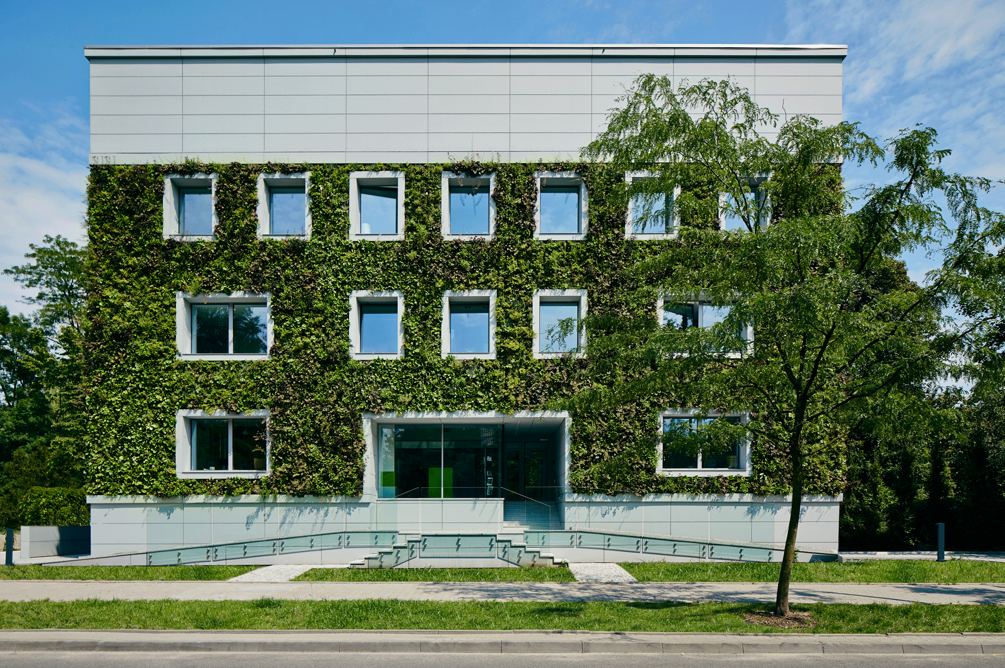 The Foundation for Polish Science headquarters in Warsaw