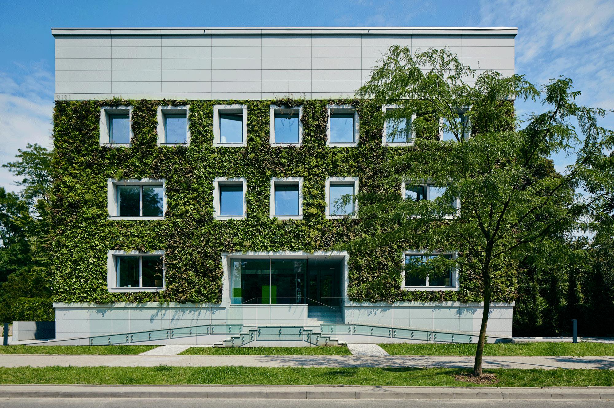 fnp, przebudowa istniejącego budynku mieszkalnego nafunkcję biurową | krasickiego, warszawa