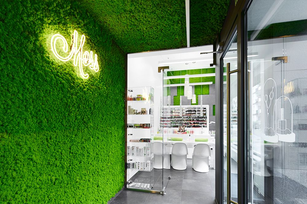 Moss Beauty Center in Cracow
